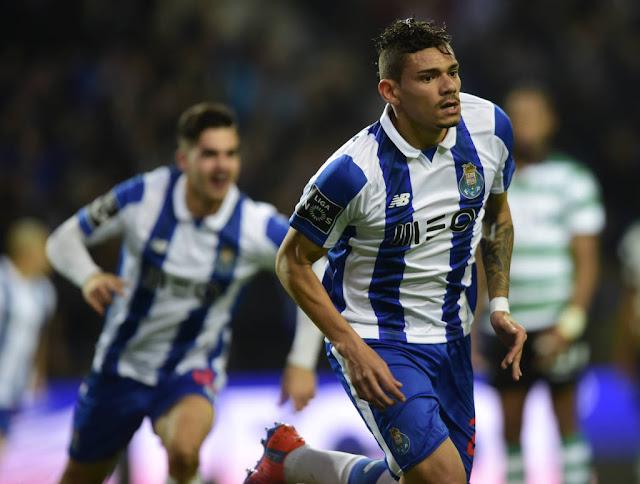 Porto vem embalado por causa da vitória sobre o Sporting na última rodada (Foto: Miguel Riopa/AFP)