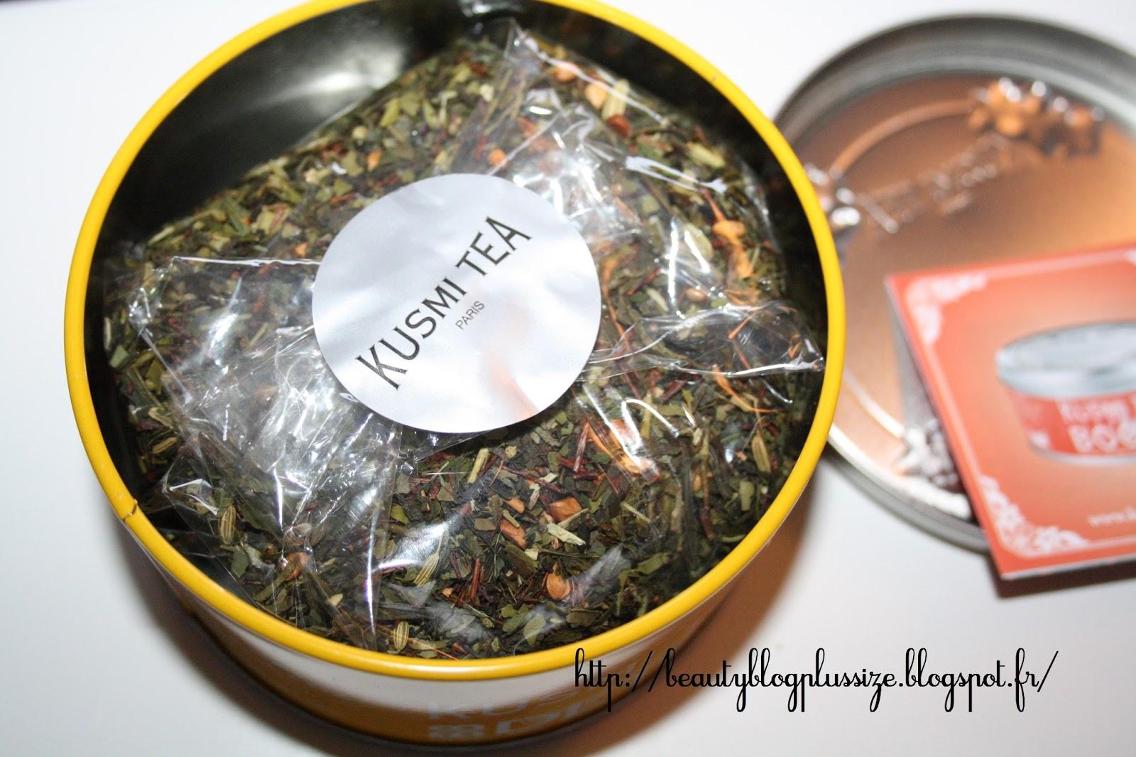 beauty blog plus size bb detox de kusmi tea le meilleur th que j 39 ai gout. Black Bedroom Furniture Sets. Home Design Ideas