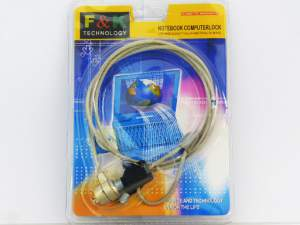 Notebook Cable Lock Kunci Viva