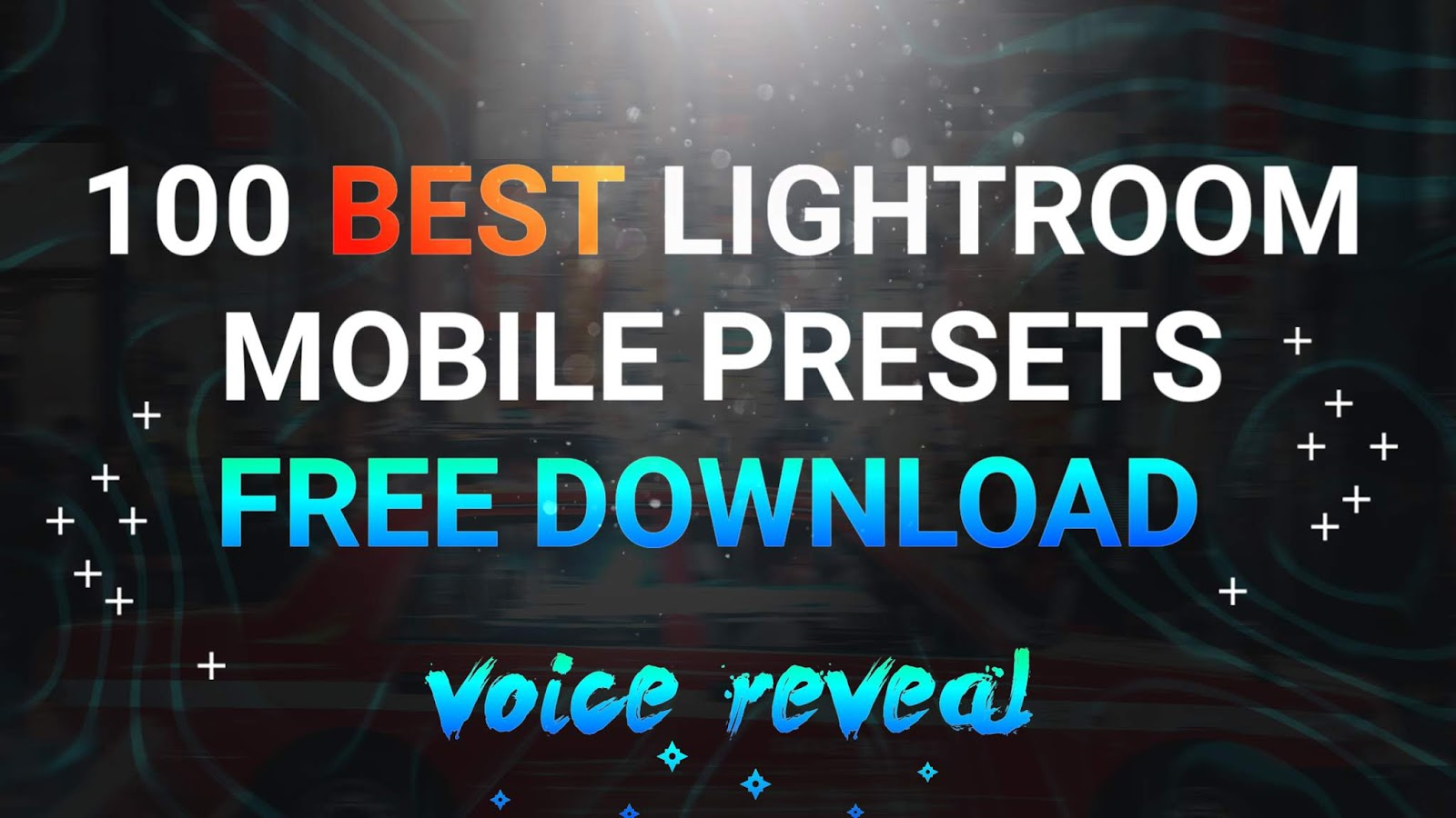 Free mobile presets