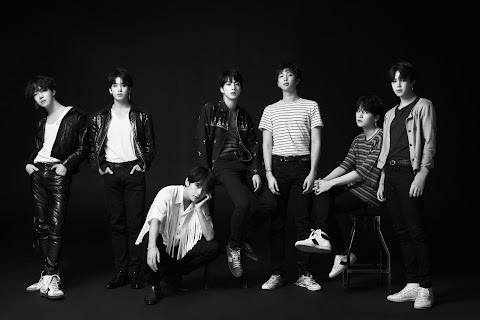 K-POP BOY BAND SENSATION BTS'S NEW ALBUM AVAILABLE ON SPOTIFY