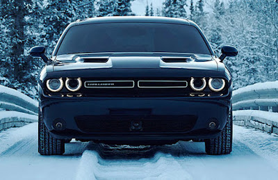 new 2017 Dodge Challenger GT AWD Front Look picture