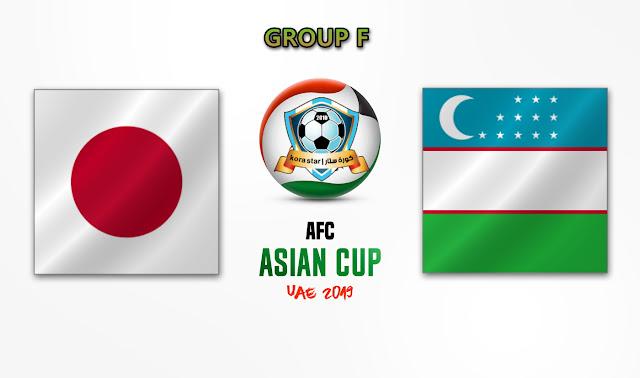 اليابان واوزبكستان بث مباشر