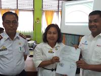 Abdul Rahman Bando , Apresiasi Panin Peduli Sekolah Adiwiyata