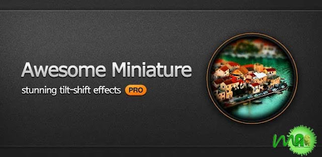 Awesome Miniature Pro apk