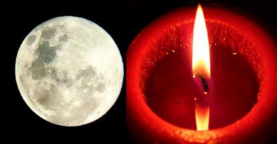 Ritual para el Amor en Luna Llena