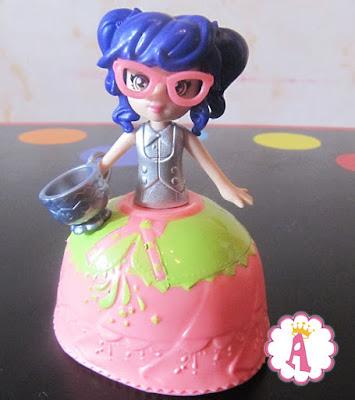 Обзор куклы чашки Каппатинис Cuppatinis Teacup Doll Rose Hippensip