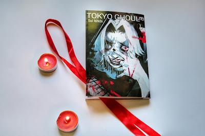 Sui Ishida - Tokyo Ghoul:re t.3
