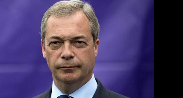 Φάρατζ: Ο Σόρος ελέγχει την Ευρωπαϊκή Ένωση (βίντεο)