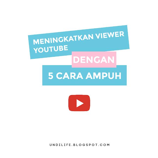 cara dapat subscriber youtube