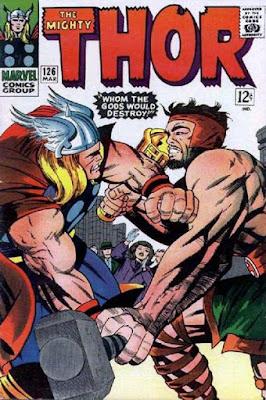 Thor #126, Hercules