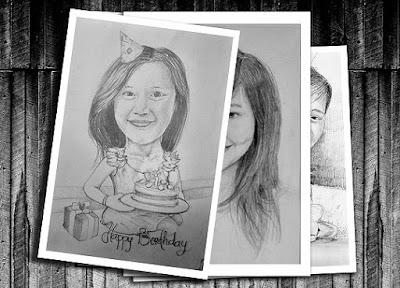 Frame Foto Karikatur_8 Ide Kado untuk Ulang Tahun Teman