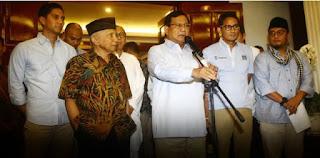 Prabowo 'Dikepung ' Survei dan Media, Prabowo Asyik Saja
