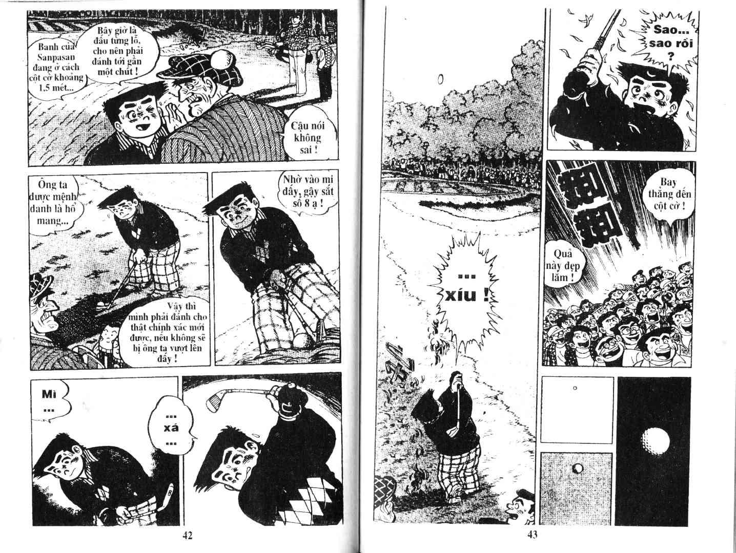 Ashita Tenki ni Naare chapter 51 trang 20