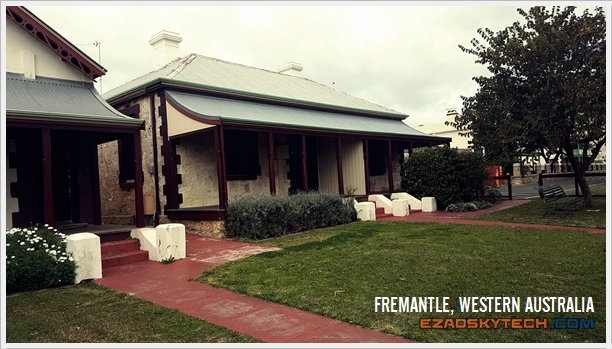 Cottage Fremantle Prison YHA