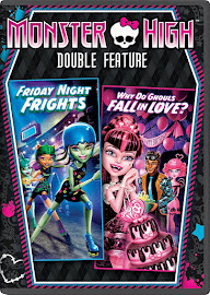 MH Monster High Double Feature Media
