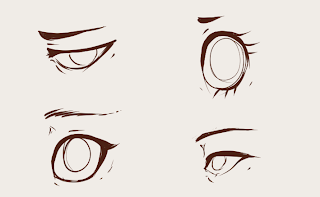 How To Draw And Color Eyes 4