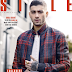 ZAYN MALIK COVERS 'THE SUNDAY TIMES STYLE' MAGAZINE TALKS ABOUT SECOND ALBUM