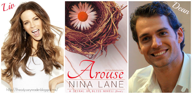 Arouse (Spiral of Bliss #1) de Nina Lane Reseña