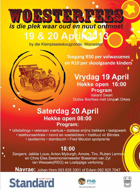 WOESTERFEES 2013