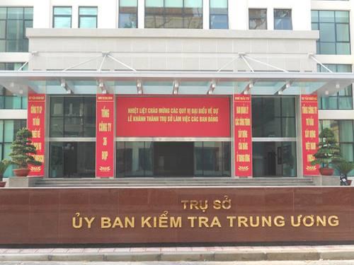 Ủy ban Kiểm tra TƯ đề nghị kỷ luật thêm 5 tướng của Tổng cục Cảnh sát