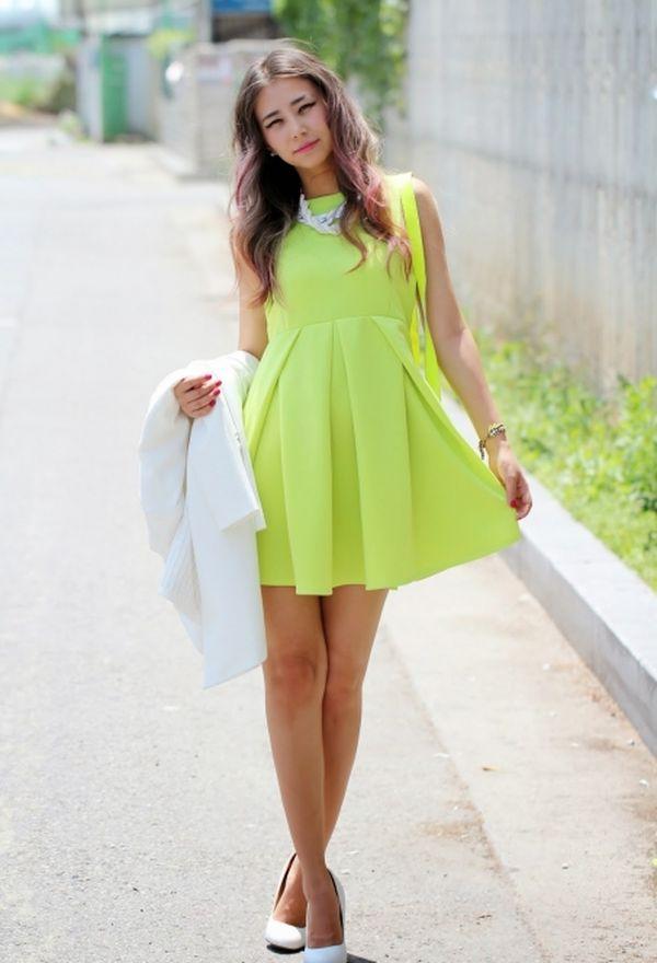 Vestidos de moda para fiestas en el dia