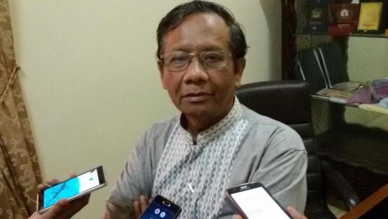 Mahfud MD di Yogyakarta