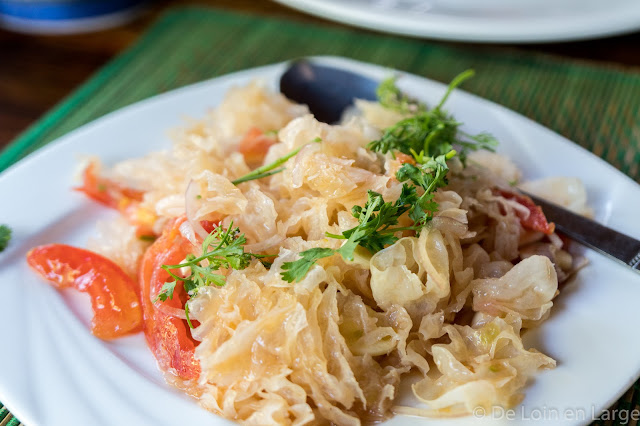 Htay Htay's Kitchen-Nord Ngapali-Birmanie-Myanmar