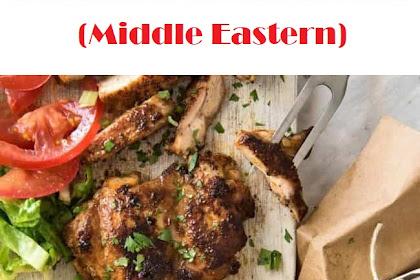 Chicken Shawarma (Middle Eastern)