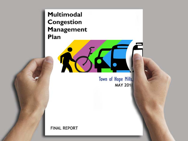 Multimodal Congestion Management Plan Final Report (Draft)