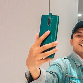 Galeri Indosat Bundling Oppo f11 Pro