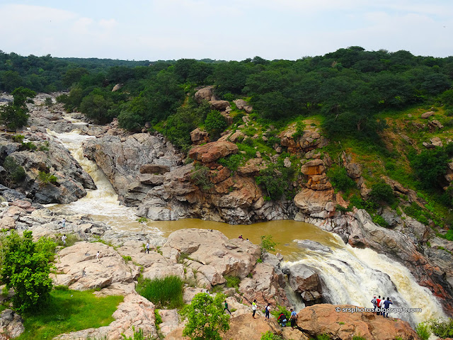 Chunchi Falls Scenic View, Kanakapura, Bangalore, Karnataka
