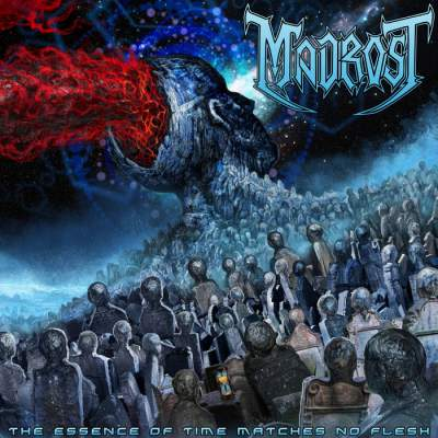 Madrost - The Essence Of Time Matches No Flesh - Album Download, Itunes Cover, Official Cover, Album CD Cover Art, Tracklist