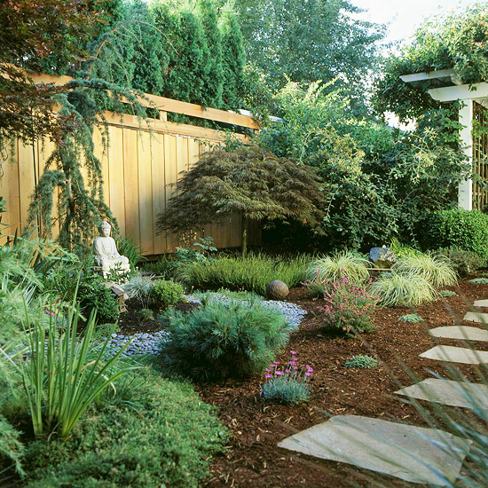 Front Yard Landscaping Design: 365 Tips To Improve Your Home: #86 Add Character To Your Porch