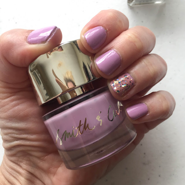 Smith & Cult Fauntleroy, Deborah Lippmann Glitter And Be Gay, Deborah Lippmann Jewel Heist Collection, nails, nail polish, nail lacquer, nail varnish, manicure, #ManiMonday
