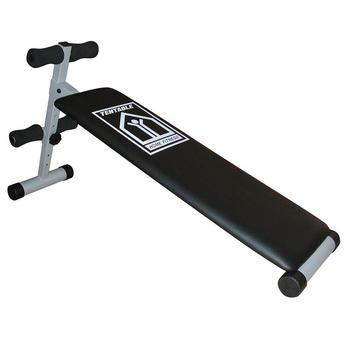 Alquiler equipos de gimnasio banco para abdominales - Equipamiento de gimnasios ...