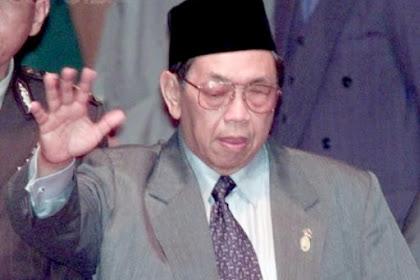 Terungkap! Ini Penyebab Gus Dur Tinggalkan Istana Negara