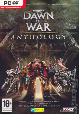 Warhammer 40. 000: dawn of war anthology | warhammer 40. 000: dawn.