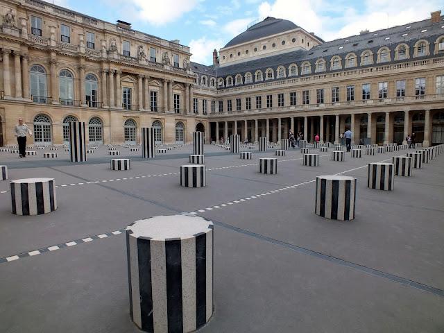 jardines del Palacio Real de París