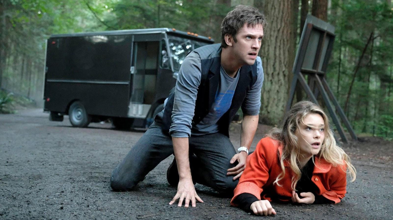 Dan Stevens y Rachel Keller, la pareja protagonista de 'Legion'