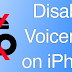How to Turn off Voicemail on iPhone