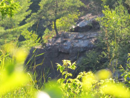 hematite hillside