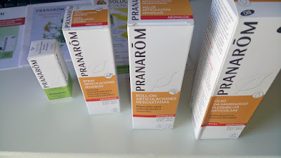 Arolmagic, aceites para runners