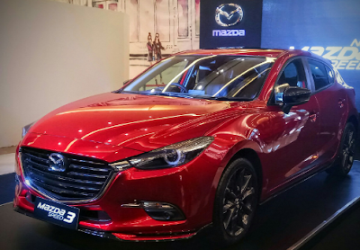 All New Mazda 3 Speed 2018