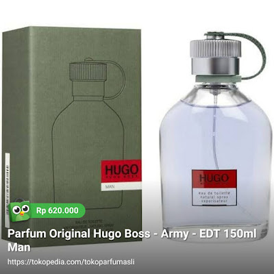hugo boss army edt 150ml man