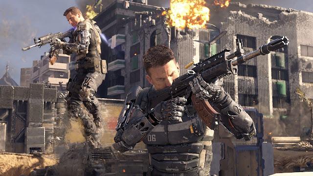 Presentado Salvation, el último DLC de Call of Duty: Black Ops III