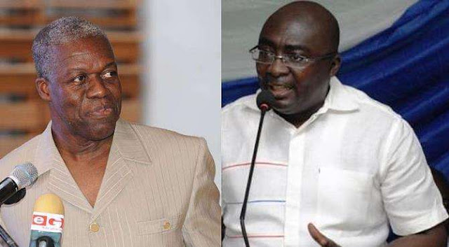 Bawumia is answering 170 questions practically – P.K Sarpong jabs Amissah-Arthur