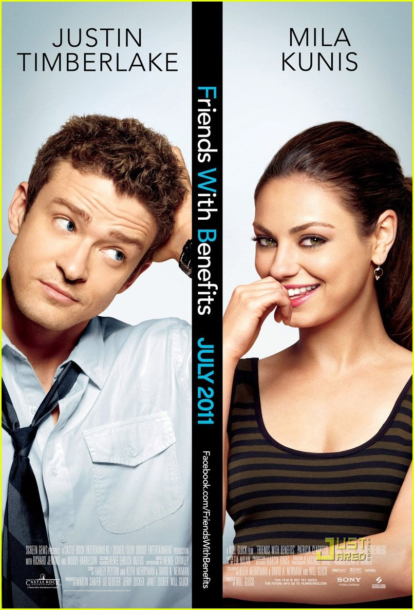 Who is the girl in friends with benefits