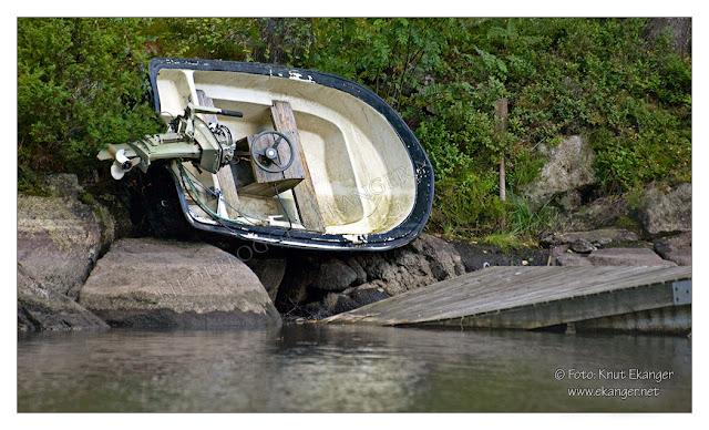 Terrengbil har jeg hørt om, men terrengbåt ..... :-/