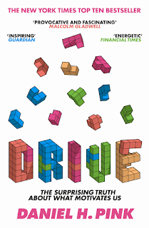 Drive: The Surprising Truth About What Motivates Us by Daniel H. Pink PDF Book Download